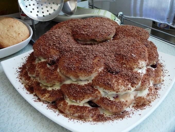 Фото торт черепаха рецепт