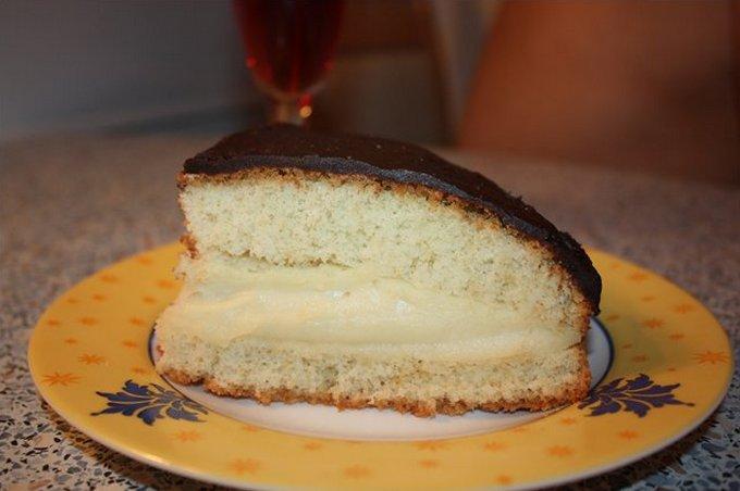 Крем для торта чародейка рецепт с фото